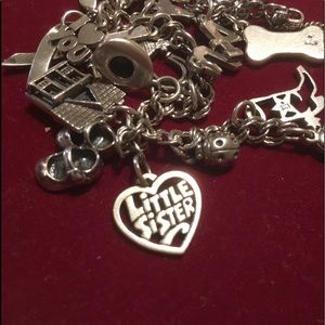Jewelry - James Avery Little Sister Charm.